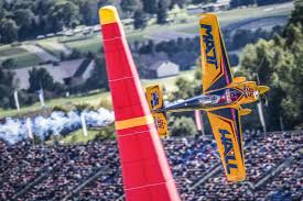 red bull air race hall gets first red bull air race win
