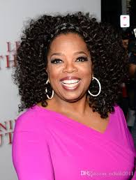 oprah winfrey new hairstyle how to oprah winfrey s hairstyle curly full lace wigs short kinky curly