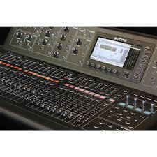 midas console midas m32ip 40 channel digital mixing console ken stanton