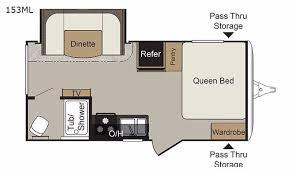Keystone Rv Floor Plans Passport Travel Trailer Rv Sales 17 Floorplans