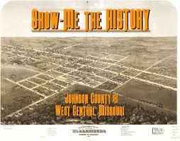 johnson county and western missouri history 18 november 2012