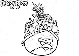 angry bird coloring book kids coloring