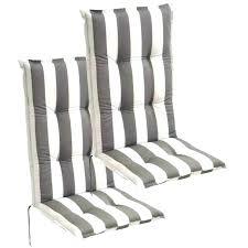 galette de chaise de jardin galette de chaise exterieur coussin de chaise avec dossier galette