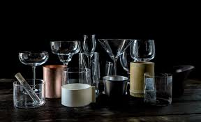 sixteen glasses by knindustrie and kitchen milano damn magazine