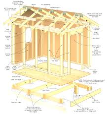 Shed With Porch Plans Shed Roof Porch Free Backyard Garden Storage Plans Endear Build