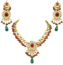 let s look at some different types of indian wedding jewellery