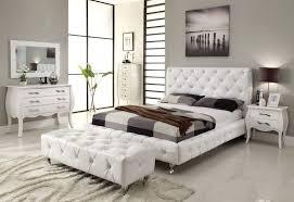 mirrored master bedroom furniture square shape wooden bedside