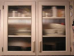 Glass For Kitchen Cabinets Doors KITCHENTODAY - Kitchen cabinets with frosted glass doors
