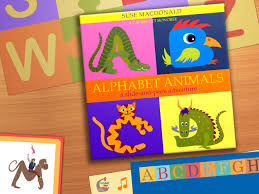 alphabet animals by suse macdonald in storiesalive review