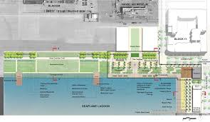 Ferry Terminal Floor Plan by Alameda Point Site A U2013 Phase 1 Apdw April Philips Design