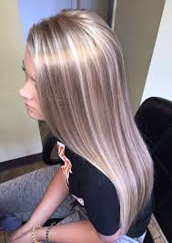 platinum hairstyles with some brown best 25 highlights for blonde hair ideas on pinterest blonde