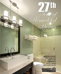 tour of remodeled homes guidebook by home builders association of