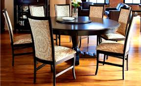 bathroom comely inch round dining tables circle table set dark