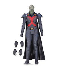 Jual Dc Collectibles dc collectibles dctv martian manhunter supergirl