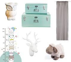 objet deco chambre bebe inspirations idées déco pour une chambre bébé nature et poétique