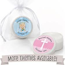 personalized baptism favors baptism favors diy bigdotofhappiness
