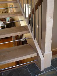 stair safety for open riser stairs baby love pinterest open