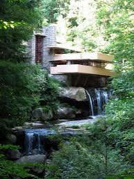artblog on the road fallingwater in summer