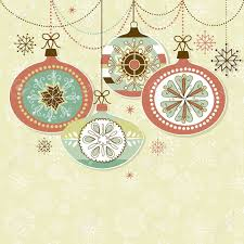 christmas ornaments royalty free cliparts vectors and