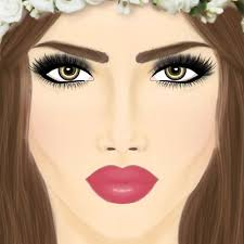 makeup artist sketchbook soulsong design drawing imanitasong instagram photos