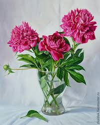 where to buy peonies the painting peonies shop online on livemaster with shipping