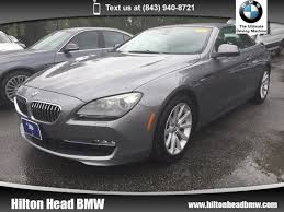 bmw cpo warranty certified used 2015 bmw 6 series for sale in sc vin