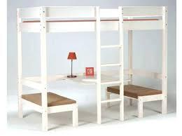 lit mezzanine avec bureau but lit mezzanine ado avec bureau et rangement best lit
