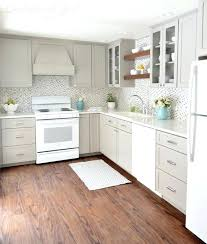 Cream Colored Kitchen Cabinets With White Appliances Kitchen Cabinets With White Appliances Cream Kitchen Cabinets