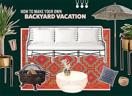 How To Make Your Backyard Private How To Turn Your Backyard Into Your Private Getaway U2013 Julianne Hough