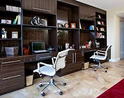 Built In Home Office Designs With Worthy Custom Home Office Design - Custom home office designs
