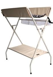Portable Baby Change Table Portable Baby Changing Table With Wheels And Attached Storage Plus