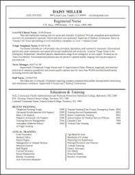 Volunteer Resume Template Free Resume Templates Volunteer Samples Nursing Home Sample