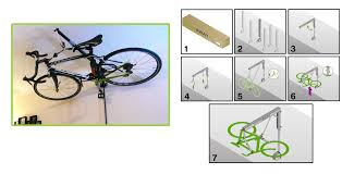 stowaway u2013 the clever way to store your bike bike power
