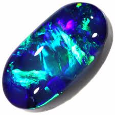 opal stone rings images 1 70 cts black opal stone great ring stone lightning jpg