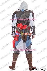 Assassins Creed Halloween Costumes Assassins Creed Iv Black Flag Cosplay Edward James Kenway Costume