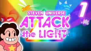 steven universe games attack the light let s fix this universe steven universe attack the light ep 1
