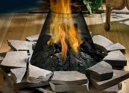 Chiminea On Wood Deck The Best Fire Pits For Your Backyard Or Patio Bob Vila