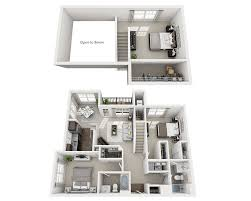 Open Loft Floor Plans by Floor Plans And Pricing For Inwood West Woburn Ma