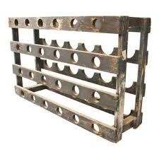 vintage u0026 used wine racks chairish