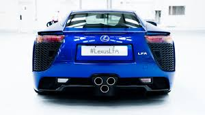 lexus lfa inside newmotoring stop wishing for an lfa replacement