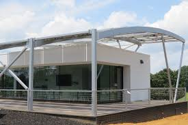 solar house tellus science museum in cartersville ga