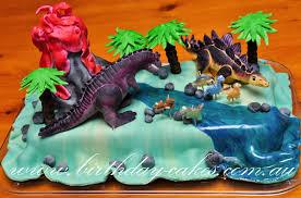 dinosaurs cakes birthday cakes