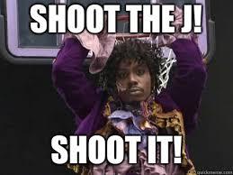 J Meme - shoot the j shoot it dave chappelle prince quickmeme
