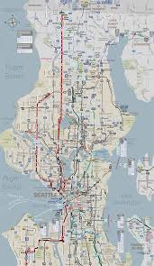 seattle map by county system maps king county metro transit king county