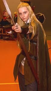 Lord Rings Halloween Costume Female Legolas Costume Cosplay Halloween