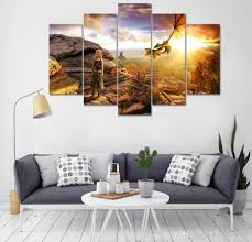 hd print game of thrones canvas art painting modern home decor