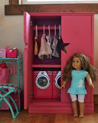 star doll closet for american or 18