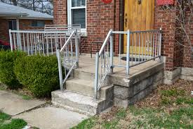 refurbishing our metal porch railing p s it looks like new