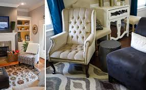 Chairs For Livingroom Stunning Living Room With Accent Chairs Pictures Awesome Design