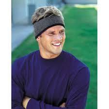 sport headband augusta 6753 chill fleece sport headband